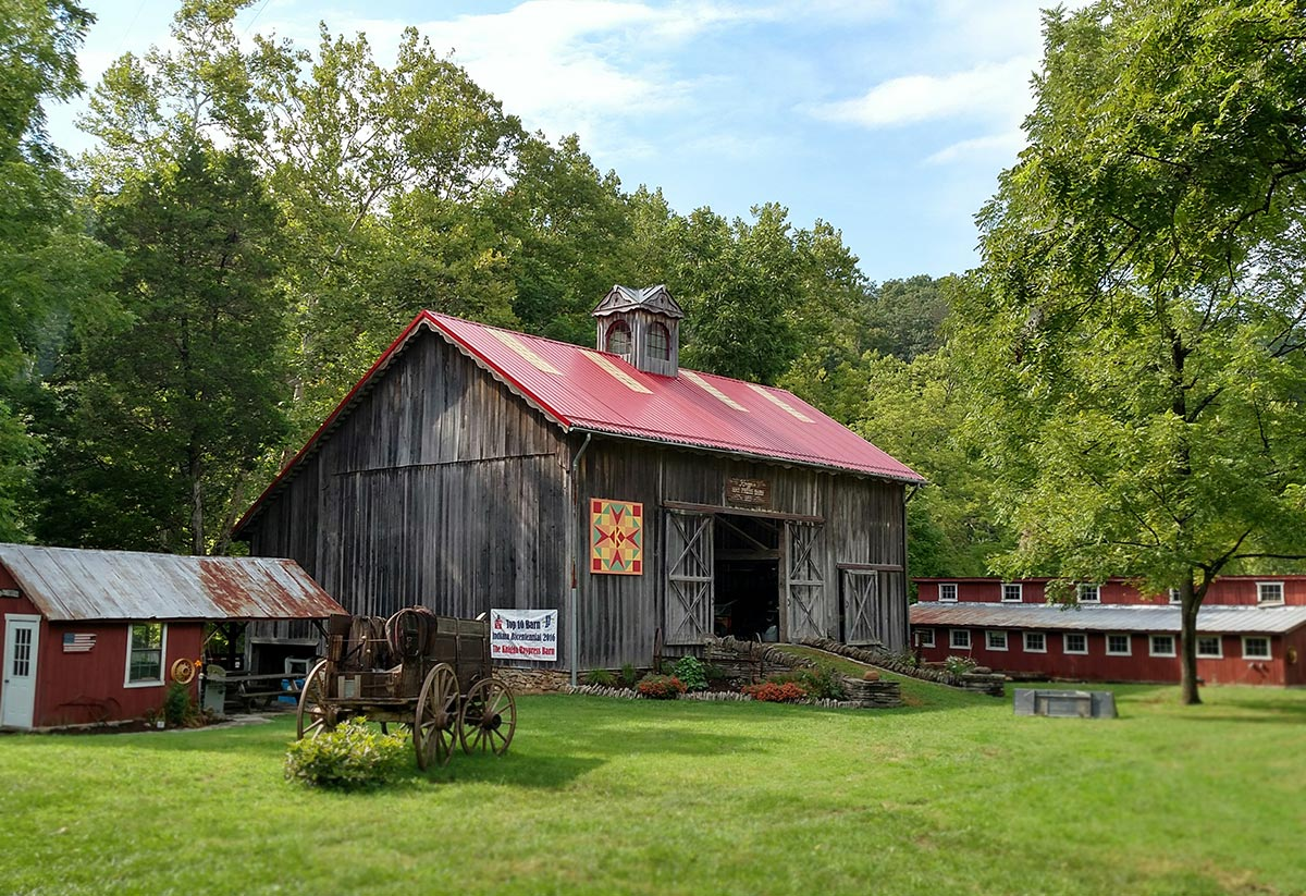 Heritage Farms at Yellow Creek