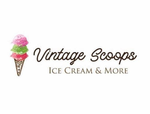 Vintage Scoops Ice Cream