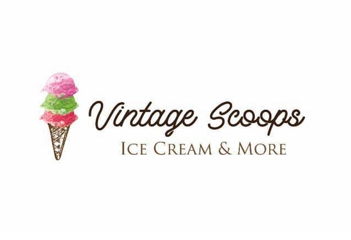 Vintage Scoops Ice Cream