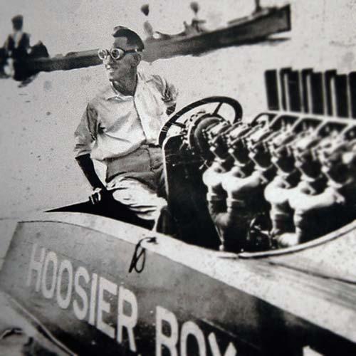 Hoosier boy boat
