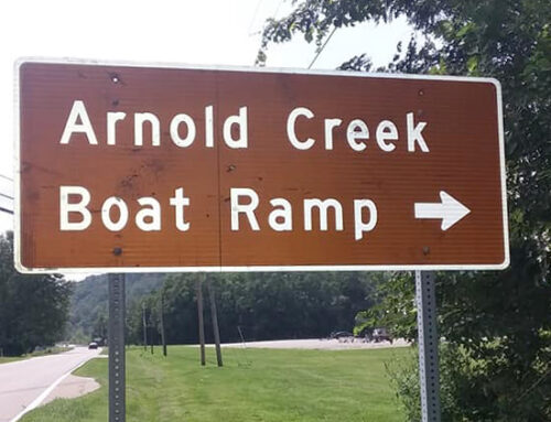 Arnold's Creek Campground